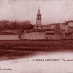 Vue générale du village. DR.
