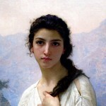 meditation-bouguereau-jeune-femme-detail