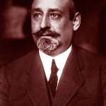 Fernand Bouisson, maire de 1907 à 1909. Photo de 1918. Agence Meurisse. BnF.