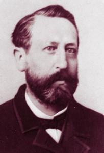 Jean Celly, maire de 1870 à 1871. Coll. part. Jean-Rémy Turgis.
