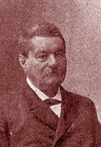 Lazare Marius Soustre, maire de Digne de 1881 à 1897. DR.