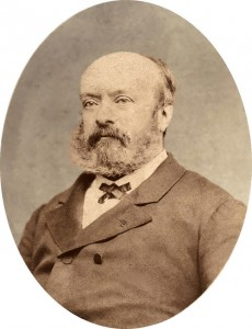 Théodore Aubanel, par Étienne Cajart.