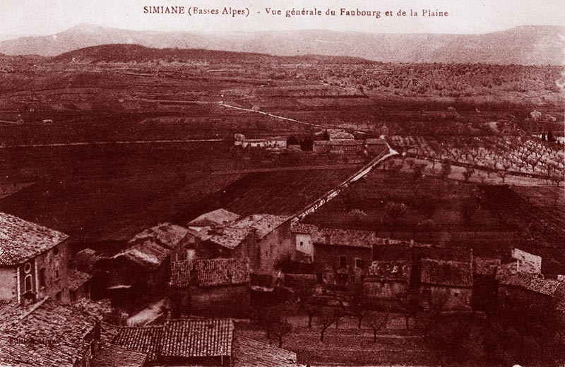 simiane-plaine
