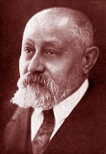 Gustave Fourment, maire de 1912 à 1919. DR.