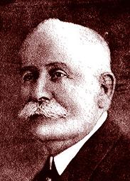 Joseph Collomp, maire de 1925 à 1940 et de 1944 à 1945. DR.