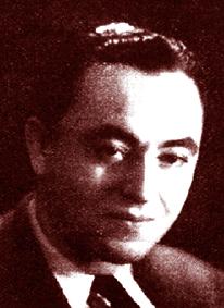 Auguste Muret, maire de 1929 à 1940. DR.