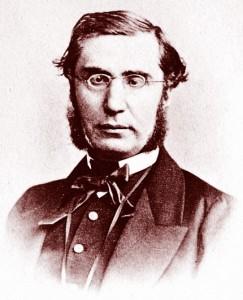 Émile Ollivier (1825-1913), fils de Démosthène Ollivier. DR.