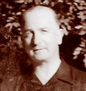 Augustin Courveille, directeur de l'Hôtel-Dieu. Arch. pers. de l'auteur.