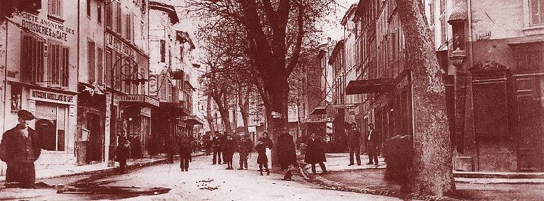 Des d bitants assassin s salon de provence 29 janvier 1936 g n provence - Marseille salon de provence ...