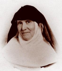 Rose Courveille, directrice de la maternité de Carpentras. Arch. pers. de l'auteur.