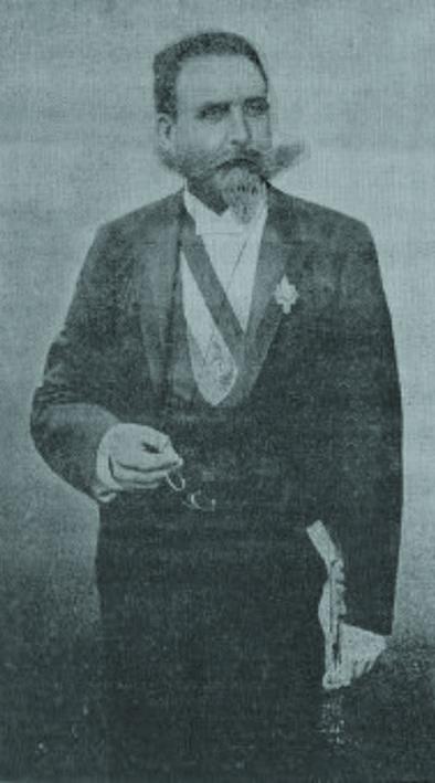 James MacAdaras (1838-1919).