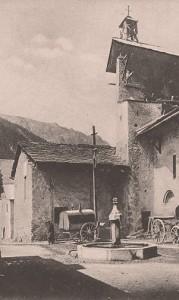 Église de Ceillac. DR.
