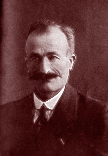 Frédéric Lazard. DR.