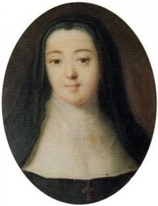 La chanoinesse Anne-Prospère Cordier de Launay, maîtresse du divin marquis et de son oncle, l'abbé de Sade.