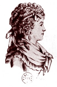 Renée-Pélagie Cordier de Launay, marquise de Sade.