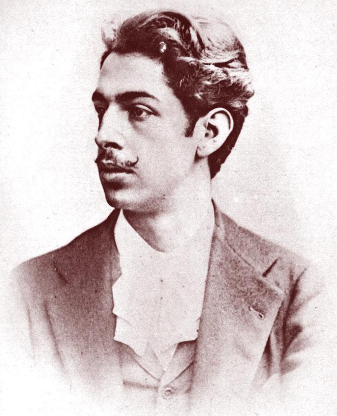 <b>Jean Bonnin</b> serait né à Marseille le 29 mars 1873. - jean-bonnin