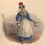 """Revoil, """"Il faut que Monsieur le Baron ait eu fièrement peur !!!"""", estampe, Bibl. nat. de France, 1830."""