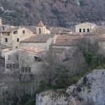 Vue générale du village d'Oppedette (Alpes-de-Haute-Provence). ©  Jacky Jeannet | Adobe Stock.