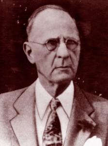 George J. Melchior, maire de Carencro. DR.