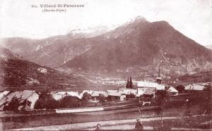 Villard-Saint-Pancrace. DR.