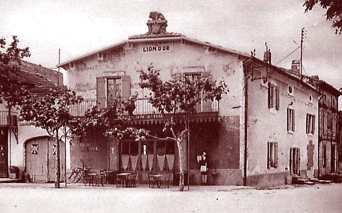Hôtel du Lion d'Or à Eyragues