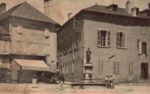 Cour d'assises de Gap, place Grenette. DR.