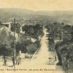 Le boulevard Perrier, à Marseille. DR.