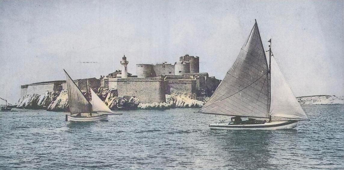 Château d'If. DR.