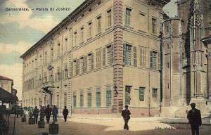Palais de justice de Carpentras. DR.