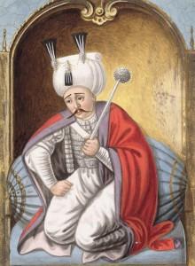 Portrait de Selim, John Young, 1815.
