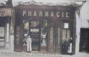 Pharmacie pertuisienne. DR.