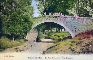 cereste-pont-romain