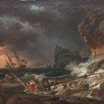 tempete-de-mer-avec-epaves-navires