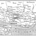 Publié in Bulletin de la Société Astronomique de France, M. Flammarion, 1909.