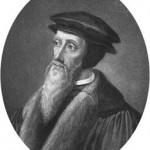 Jean Calvin (1509-1564). Anonyme. DP.