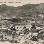 Chorges et ses champs environnants. DR.
