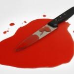 sang-couteau