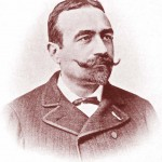 Joseph Lafond, maire de 1893 à 1905.