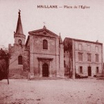 place-eglise-maillane