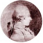 Portrait du divin marquis par Charles-Amédée-Philippe Van Loo en 1760.