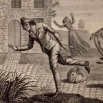 """""""Ce que j'étois, ce que je suis, ce que je devrois être"""", estampe, auteur non identifié. Paris, 1797. Bibliothèque nationale de France, département Estampes et photographie."""
