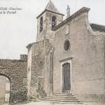 L'église de Vacqueyras. DR.