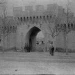 Avignon, chemin de Saint-Roch, années 1890. DR.